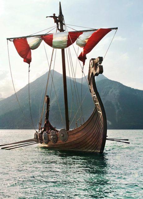 Valhalla barco vikingo